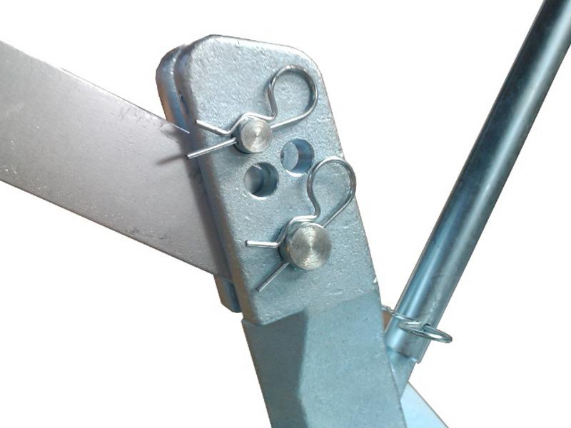 Teak Gartenmobel Mit Eisen : Prime Tech Erdanker für Seilwinde inkl Tasche  Ground Anchor  eBay